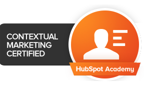 Tapp Network Hubspot Contextual Marketing Agency Certification