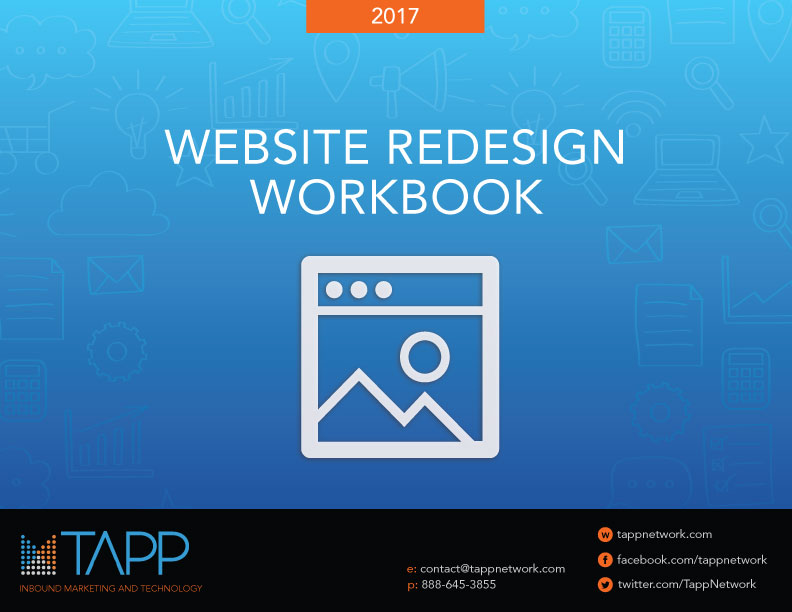Nonprofit Website Redesign Workbook