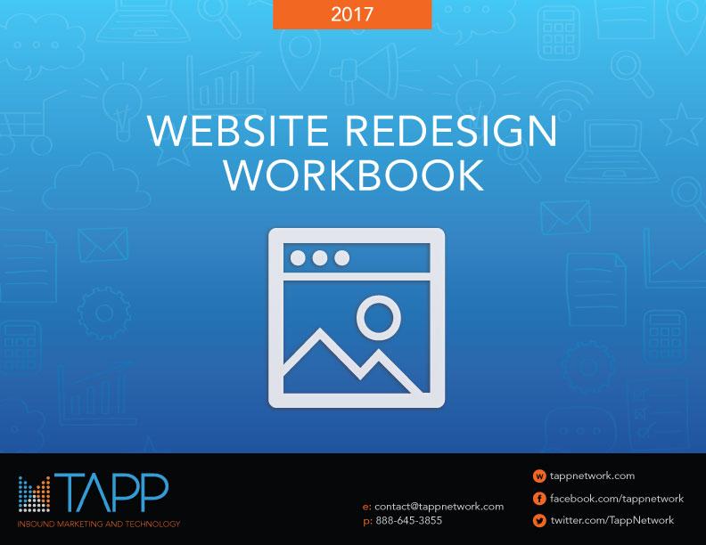 Nonprofit Website Redesign Workbook